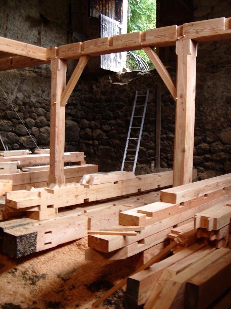 Structure Poteau/Poutre